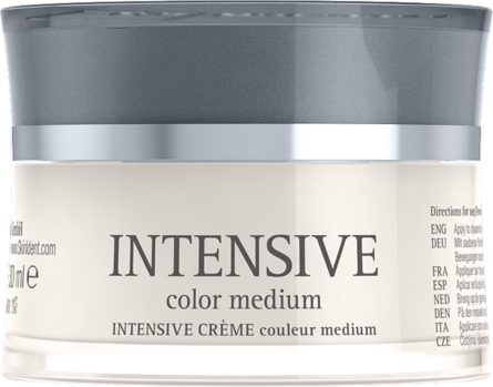 Intensive color medium