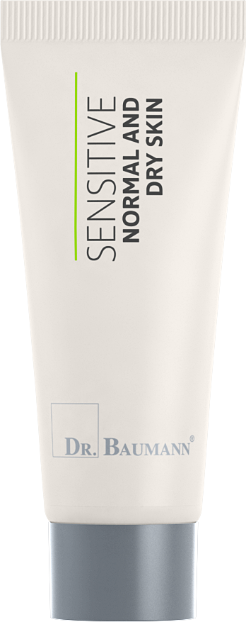 Sensitive normal and dry skin